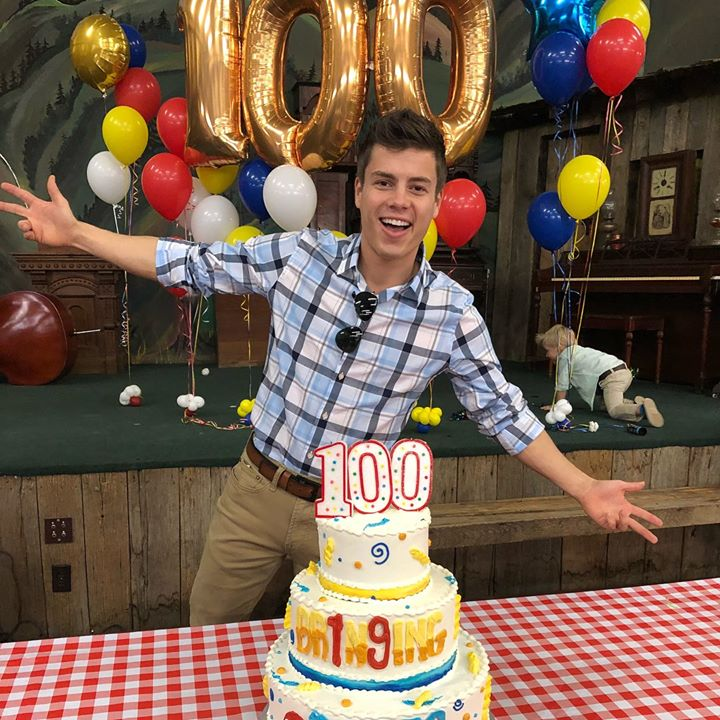 Celebrate our 100th Bringing Up Bates episode with us tonight and get a behind…