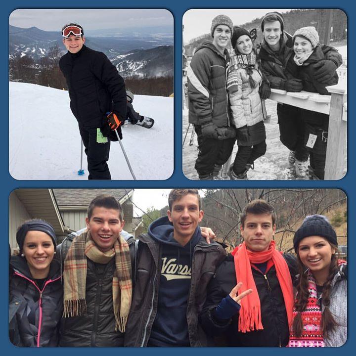 Best ski trip ever! #MassenuttenResort #Nathan #EvanStewartCarlinBobbyTori #CampbellRobertsTraceEdgarRobertsLawsonCarlin