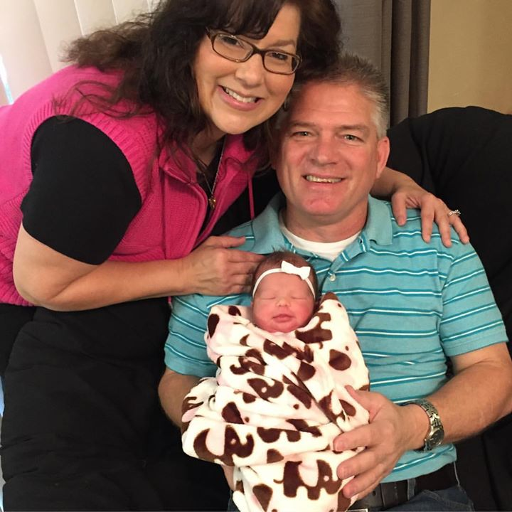 Welcome into the family sweet Lexi Mae! What a blessing you already are as…