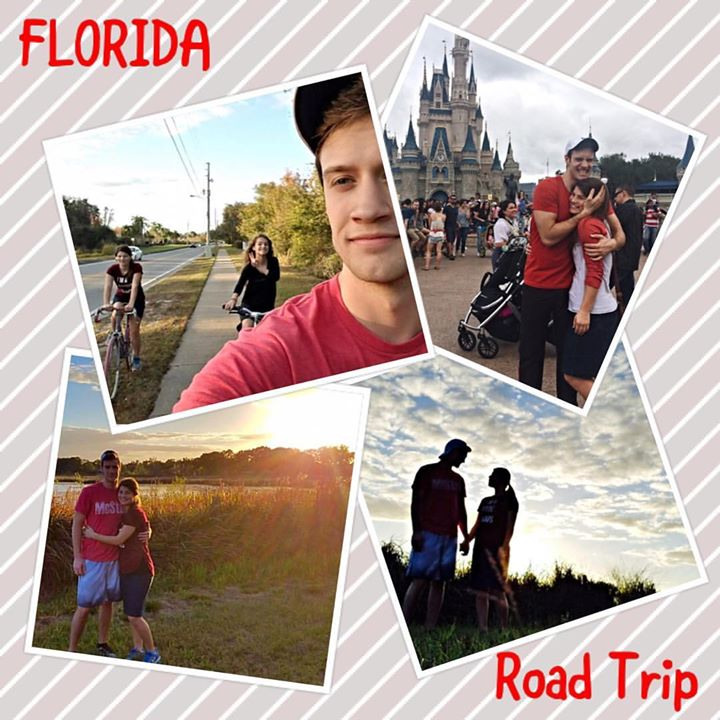 College break is officially over … but so thankful for the road trips ,…