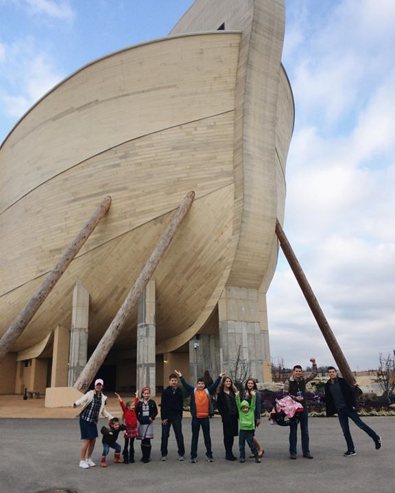 Best educational and uplifting experience: The Ark Encounter! Prepare to be awed!!