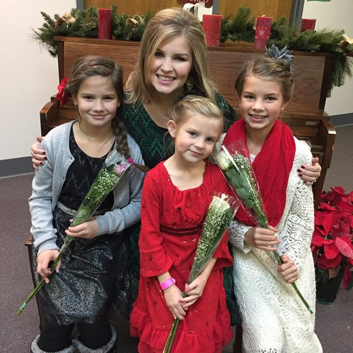 Each year we look forward to the piano recital Erin has for her students.…