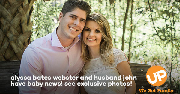 We're so excited about John and Alyssa's big news!! Visit the link below for…