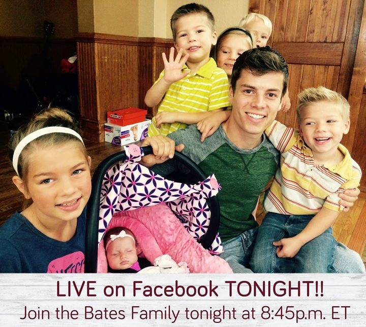 We'll be on Facebook LIVE tonight at 8:45pm ET. Feel free to leave any…
