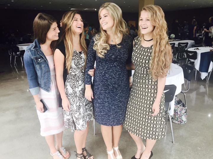 Sister time! #Tori #Carlin #Erin #Josie
