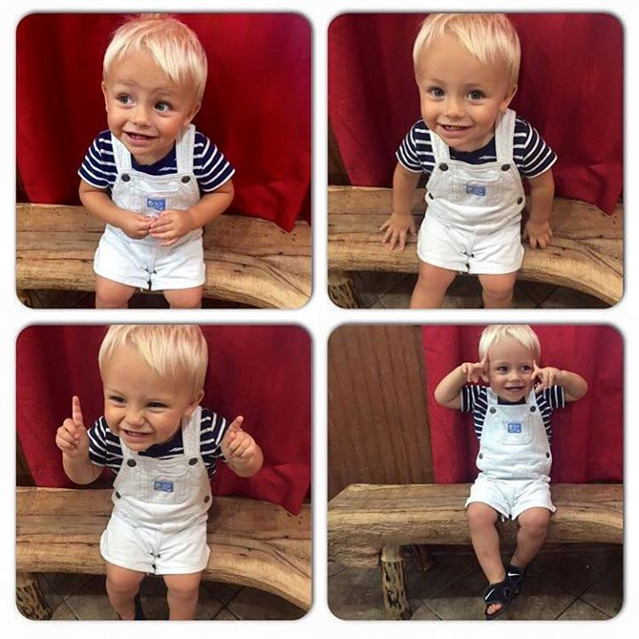 Bradley is full of expression and personality! I never grow tired of having the…