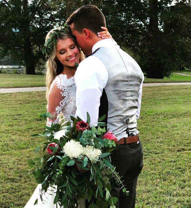 It was a beautiful day for a wedding and we are so grateful for…