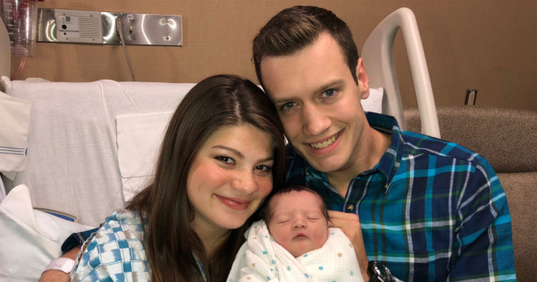 HUGE congrats to Bobby and Tori! Welcome to the world, Baby Kade!